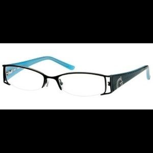 Guess rimless glasses